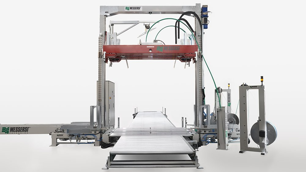 AMONG THE TOP 5 VENDORS IN THE STRAPPING MACHINE MARKET